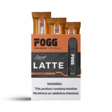FOGG Latte salted caramel Secret Sauce